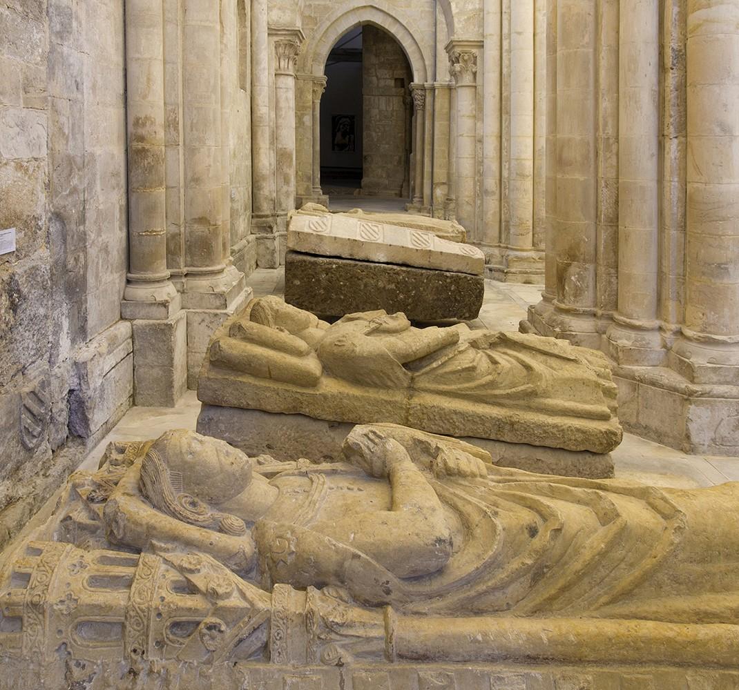 Sepulcro de Pedro Díaz de Castañeda