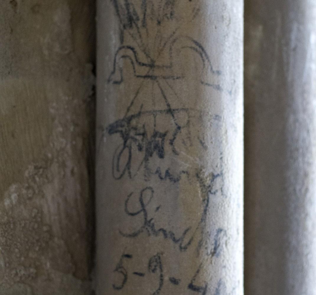 Marks of the Spanish Civil War