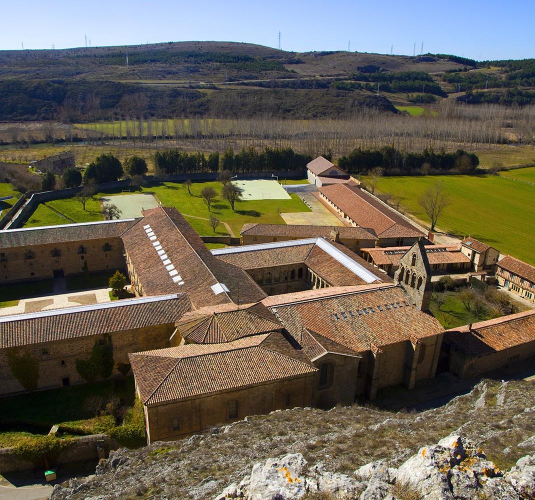 Historical introduction of the monastery of Santa María la Real