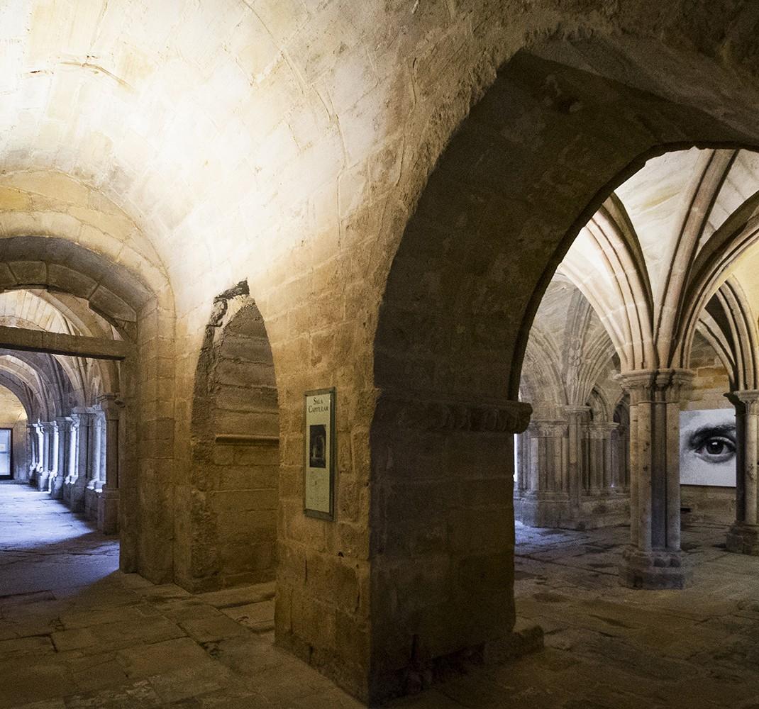 Locutorio y sala de monjes