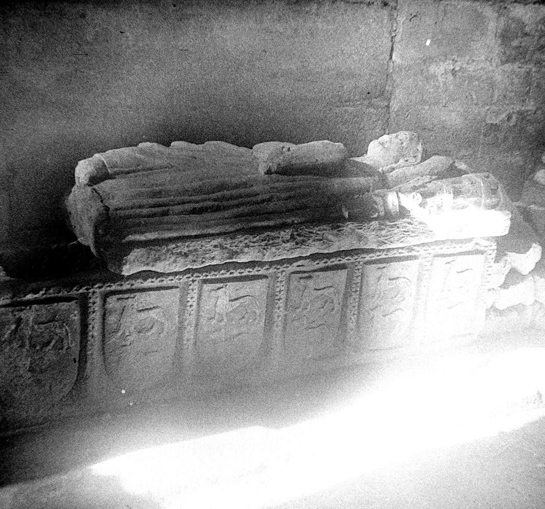 Tomb of Pedro Díaz de Castañeda
