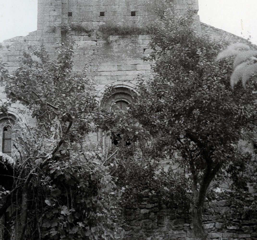 Monastic cemetery
